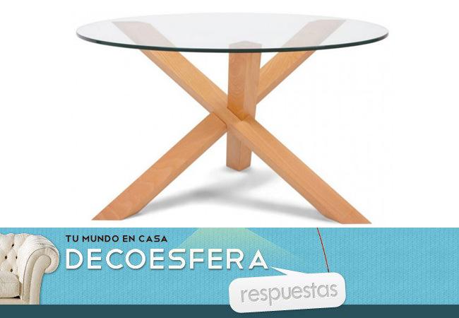 Por qu no cojean las mesas de tres patas la pregunta de - Patas conicas para mesas ...