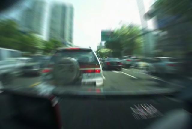 Accidente Hyundai Sonata