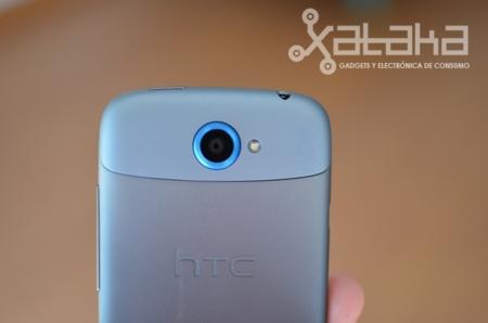 HTC One S cámara física
