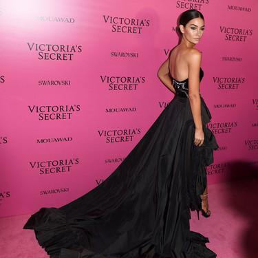 Los ángeles de Victoria's Secret sacan su lado más sexy en la fiesta anual más corta de la historia