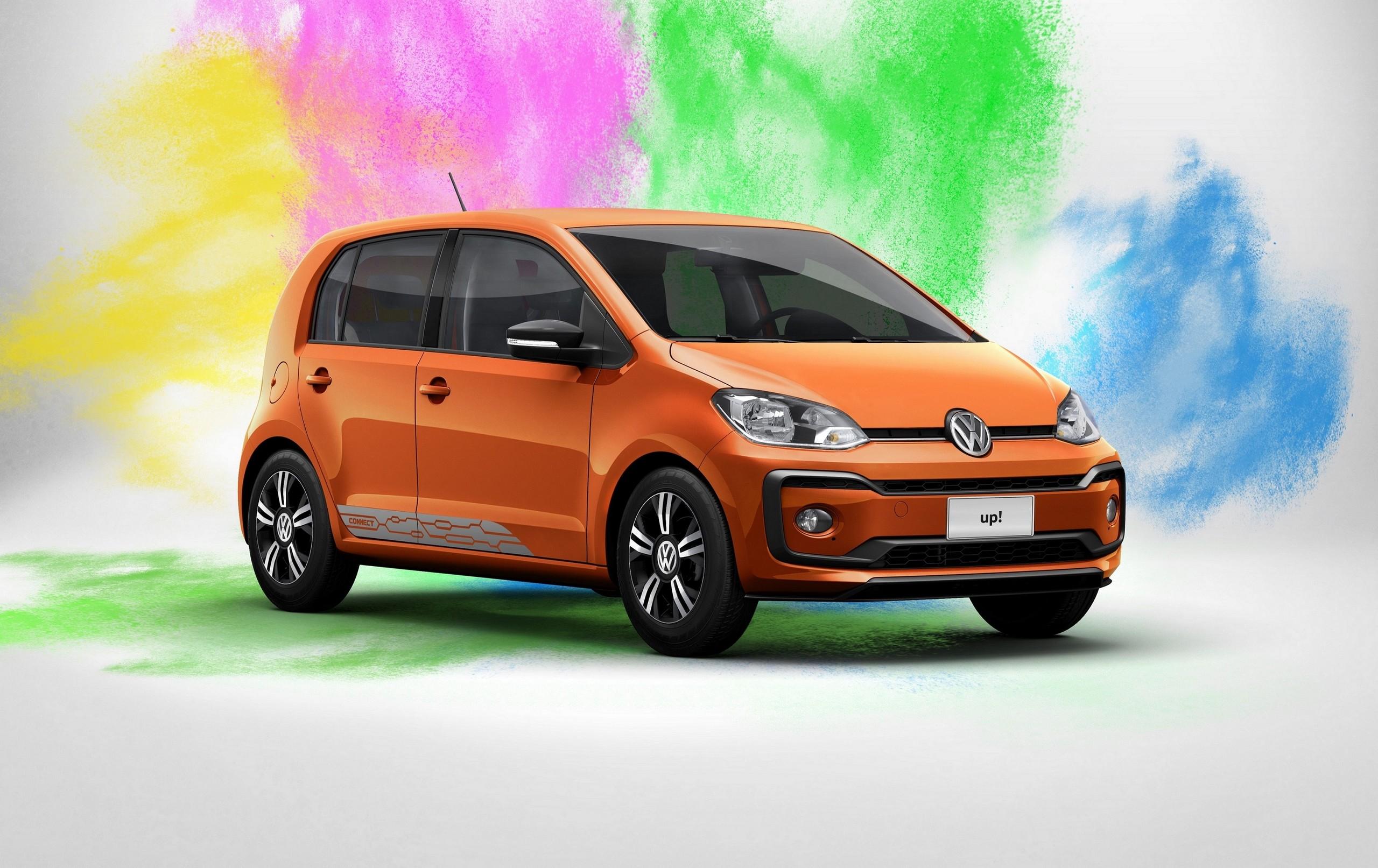 Foto de Volkswagen up! Connect (8/8)
