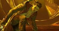 Casi media hora del 'DmC: Devil May Cry' con Dante dentro de la cadena RAPTOR, literalmente. Muy loco todo