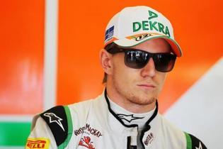 Nico Hülkenberg estará en las 24 horas de Le Mans 2015 con Porsche