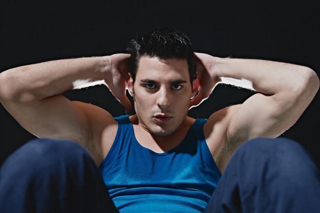 Diferencias entre un crunch y un sit- up abdominal