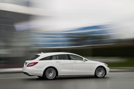 El Mercedes CLS Shooting Brake se vende desde 67.750 euros