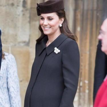 Todo listo para el tercer parto de Kate Middleton: nacimiento real a la vista