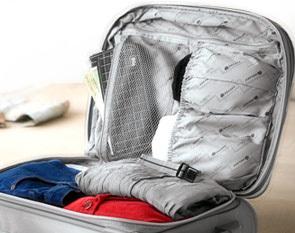 El arte de preparar la maleta