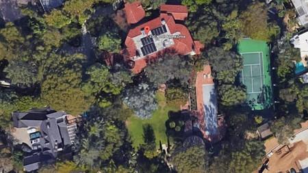 Bezos Beverly Hill