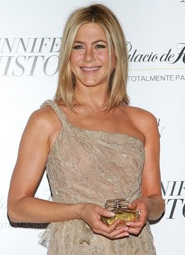 El nuevo look de Jennifer Aniston, ¿qué os parece?