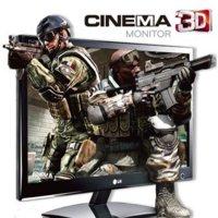 LG lleva su tecnología Cinema 3D a los monitores para jugadores
