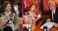 Scarlett Johansson vende sus mocos