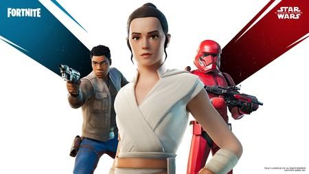 Star Wars llega a Fortnite: todo lo que necesitas saber sobre el mayor evento del juego hasta la fecha