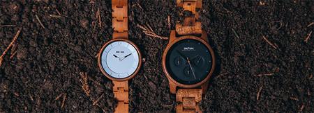 Edicion Especial Reloj De Madera One Oak