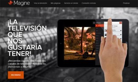 MagineTV anuncia su cierre en España