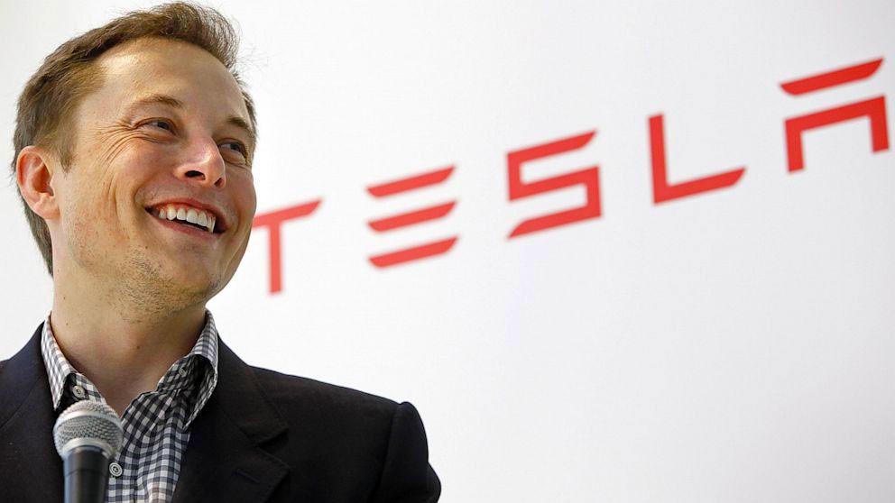 Elon Tesla