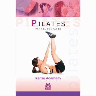 """Libro: """"Pilates para el postparto"""""""