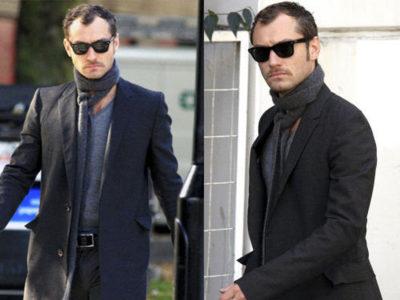 El look de la Semana 05/11 de octubre: Jude Law