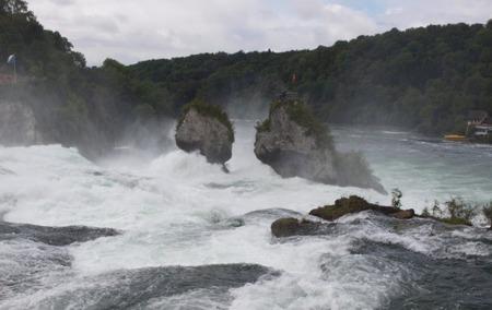 Las cataratas del Rin