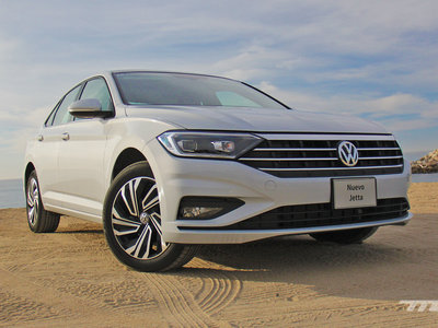 Manejamos el Volkswagen Jetta 2019: Así nos fue en el coche que quiere estar en la cabeza de todos otra vez