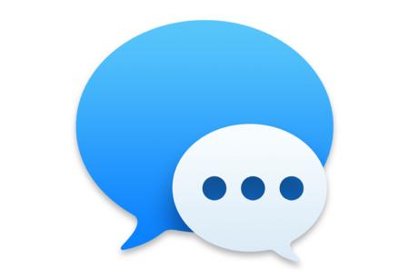 Cómo enviar mensajes por iMessage sin abrir su app en el Mac