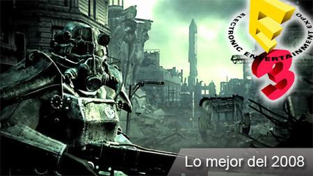 Anunciados los premios a los mejores del E3 2008