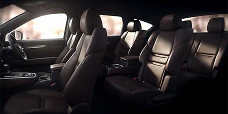 Habrá un Mazda CX-8 y, por dentro, se verá justo así