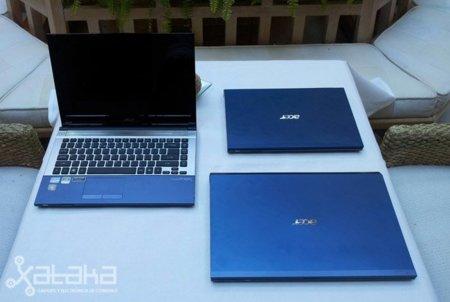 Acer Timeline X, primeras impresiones de unos extraordinarios portátiles convencionales