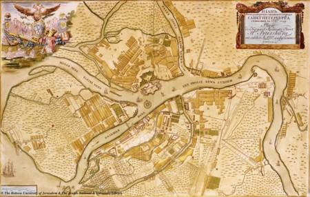 4 San Petersburgo 1737 Anonimo