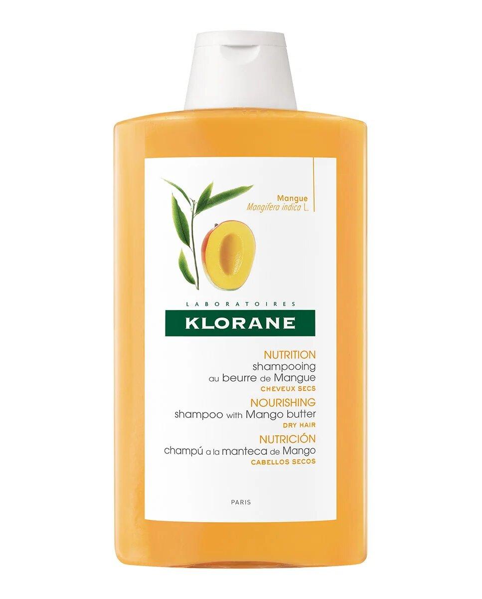 Champù tratante nutritivo a la manteca de Mango Klorane
