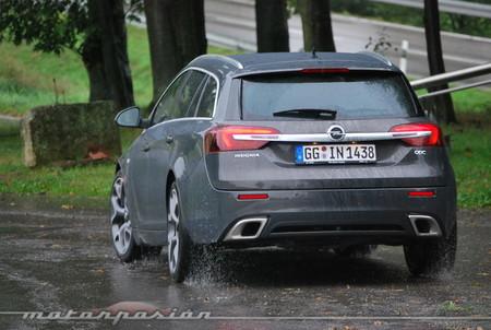 Opel Insignia OPC Sports Tourer 2014