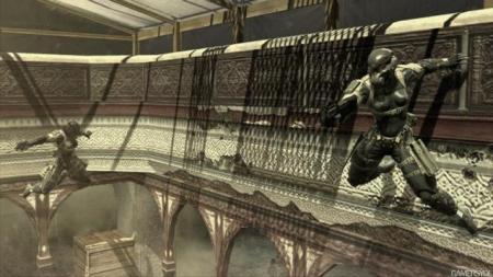 Muchas nuevas imágenes de 'Metal Gear Solid 4'