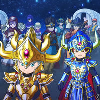 El RPG para móviles Dragon Quest of the Stars llegará por fin a occidente en 2020
