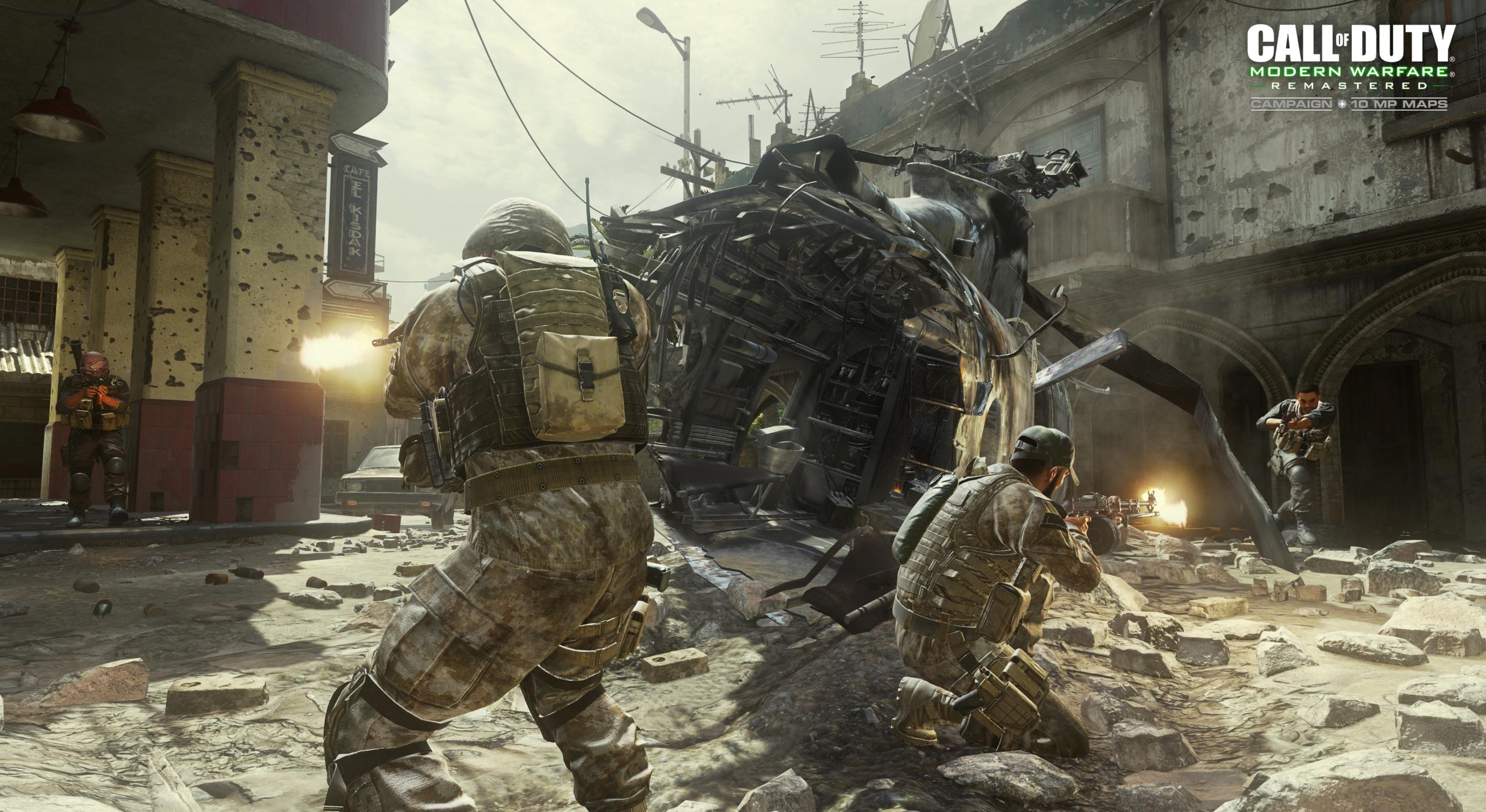 Foto de Call of Duty: Modern Warfare Remastered (4/5)