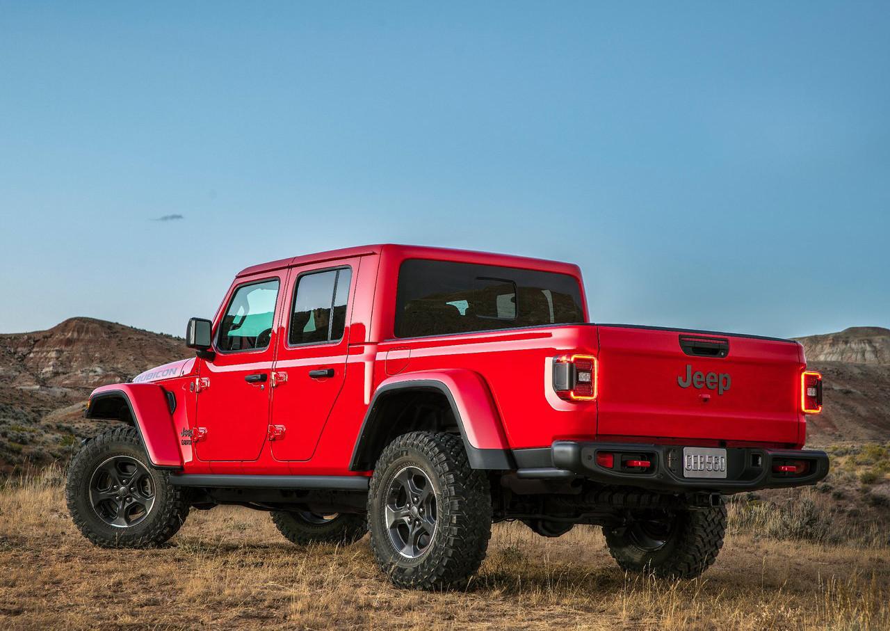 Foto de Jeep Gladiator 2020 (24/51)