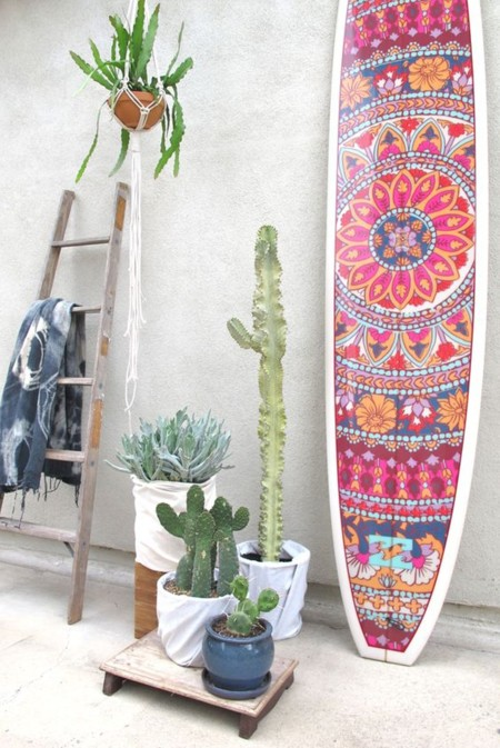 5 claves para darle a tu jardín un aire surfero