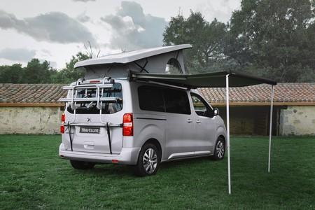 Peugeot Rifter Traveller Tinkervan Camper 2020 039