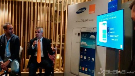 Precios Samsung Galaxy Grand 2 en exclusiva con Orange