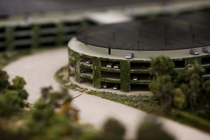 Foto de Maqueta del Campus 2 de Apple (5/22)