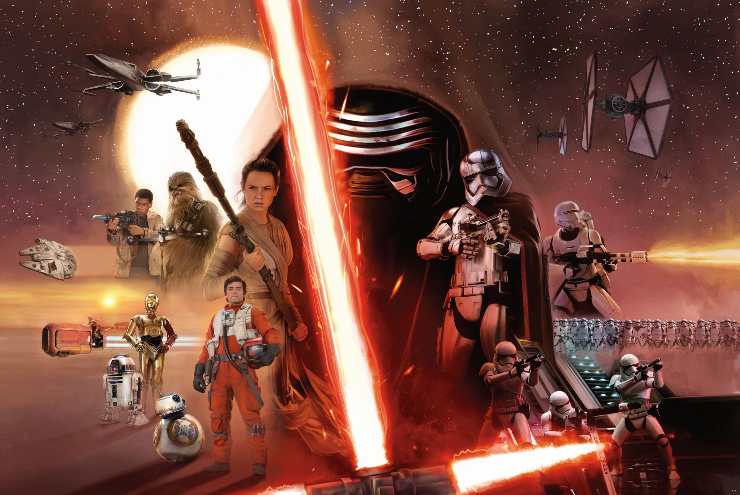 Foto de 'Star Wars: El despertar de la fuerza', todos los carteles del Episodio VII (15/18)