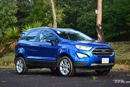 Ford Ecosport 2018 3