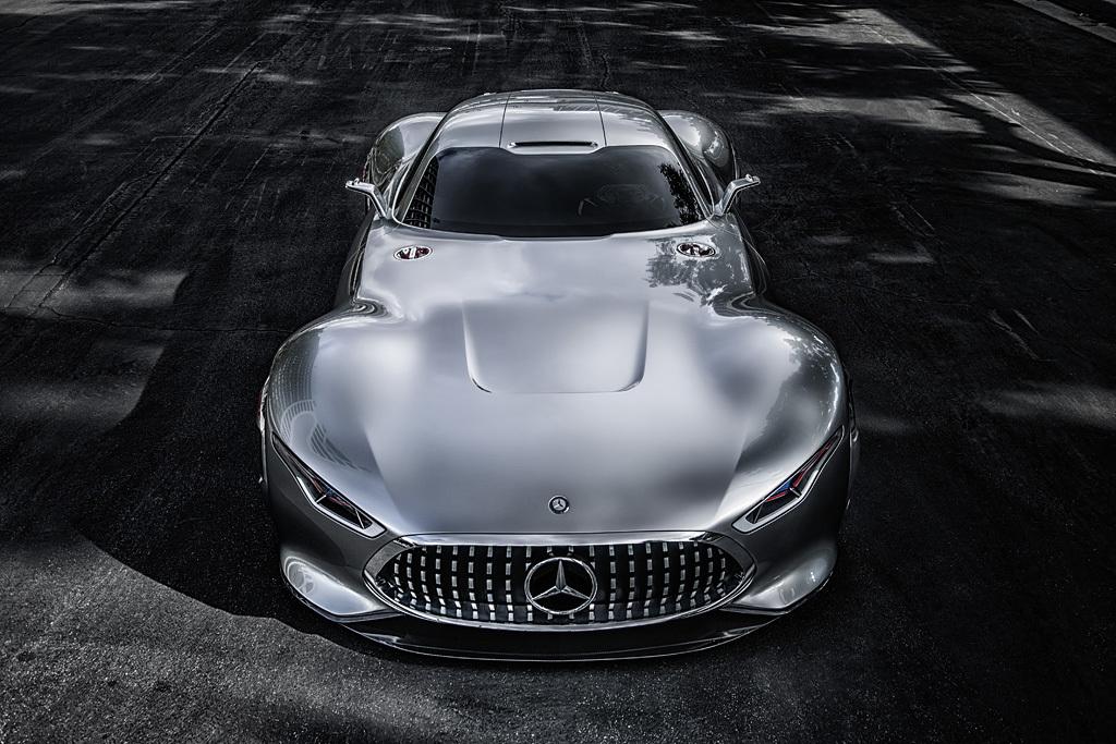 Foto de Mercedes-Benz AMG Vision Gran Turismo (13/20)