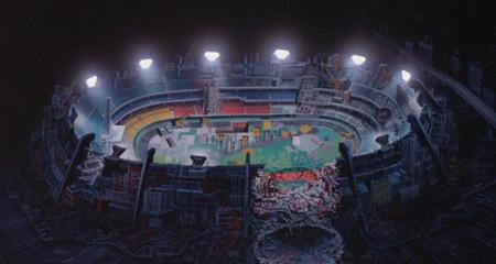 Neo-Tokio Akira Estadio Olímpico