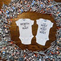 Anuncian su embarazo mostrando toda la lucha y los sufrimientos que pasaron para lograrlo