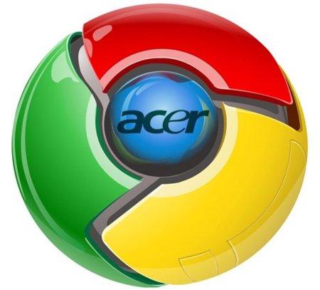 Primer dispositivo Chrome OS por parte de Acer, en un par de semanas