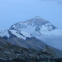 Quizá el Everest ya no mide lo que mide
