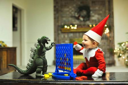 Los Elfos también tienen tiempo para jugar