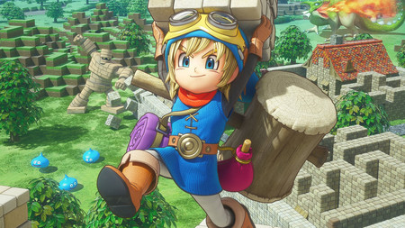 Ya puedes descargar la demo de Dragon Quest Builders en la eShop de Nintendo Switch