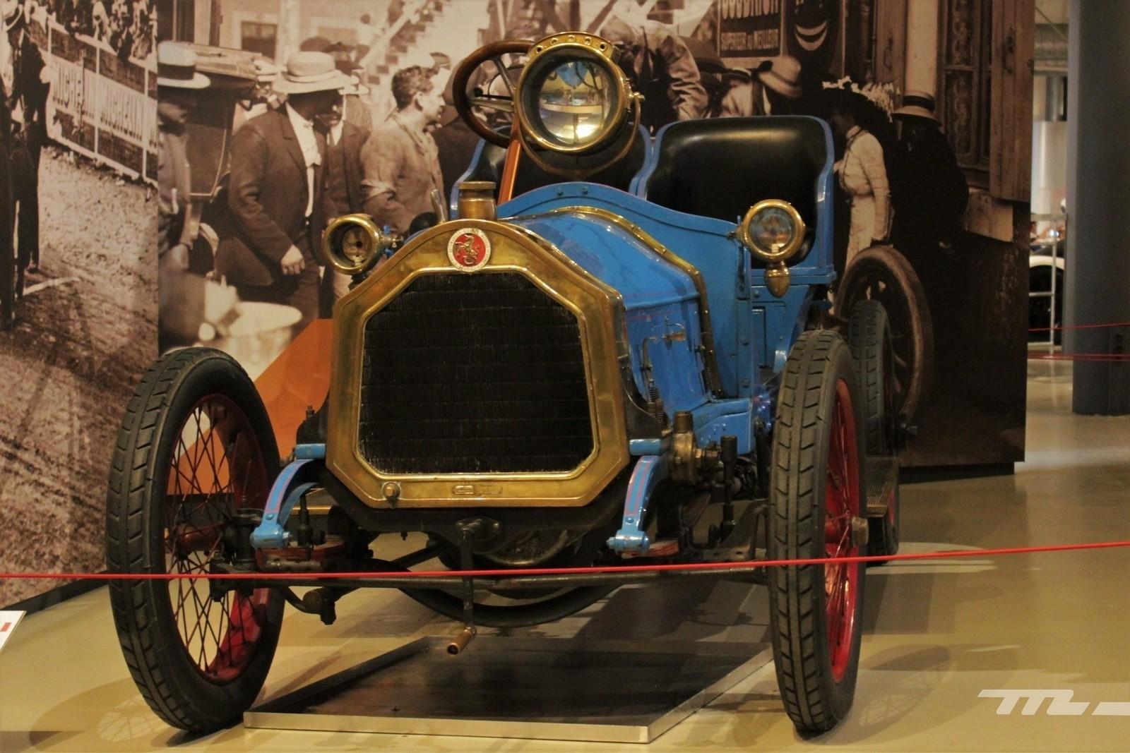 Foto de Museo de las 24 Horas de Le Mans (inicios) (14/30)