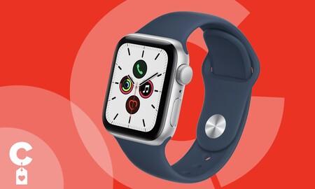 Los Apple Days de MediaMarkt tienen un Apple Watch SE GPS de 40mm más barato para ti: elige color y llévatelo por 279 euros