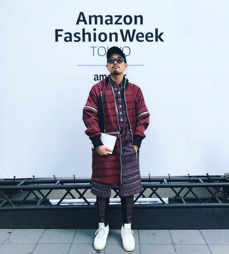 Best Street Style Snapshots Amazon Fashion Week Tokyo Fall Winter 2018 07